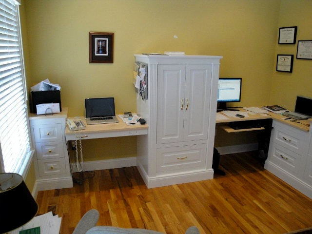 Two Workstations