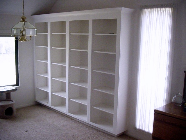 Painted Bookcase