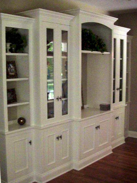Built-in Wall Unit