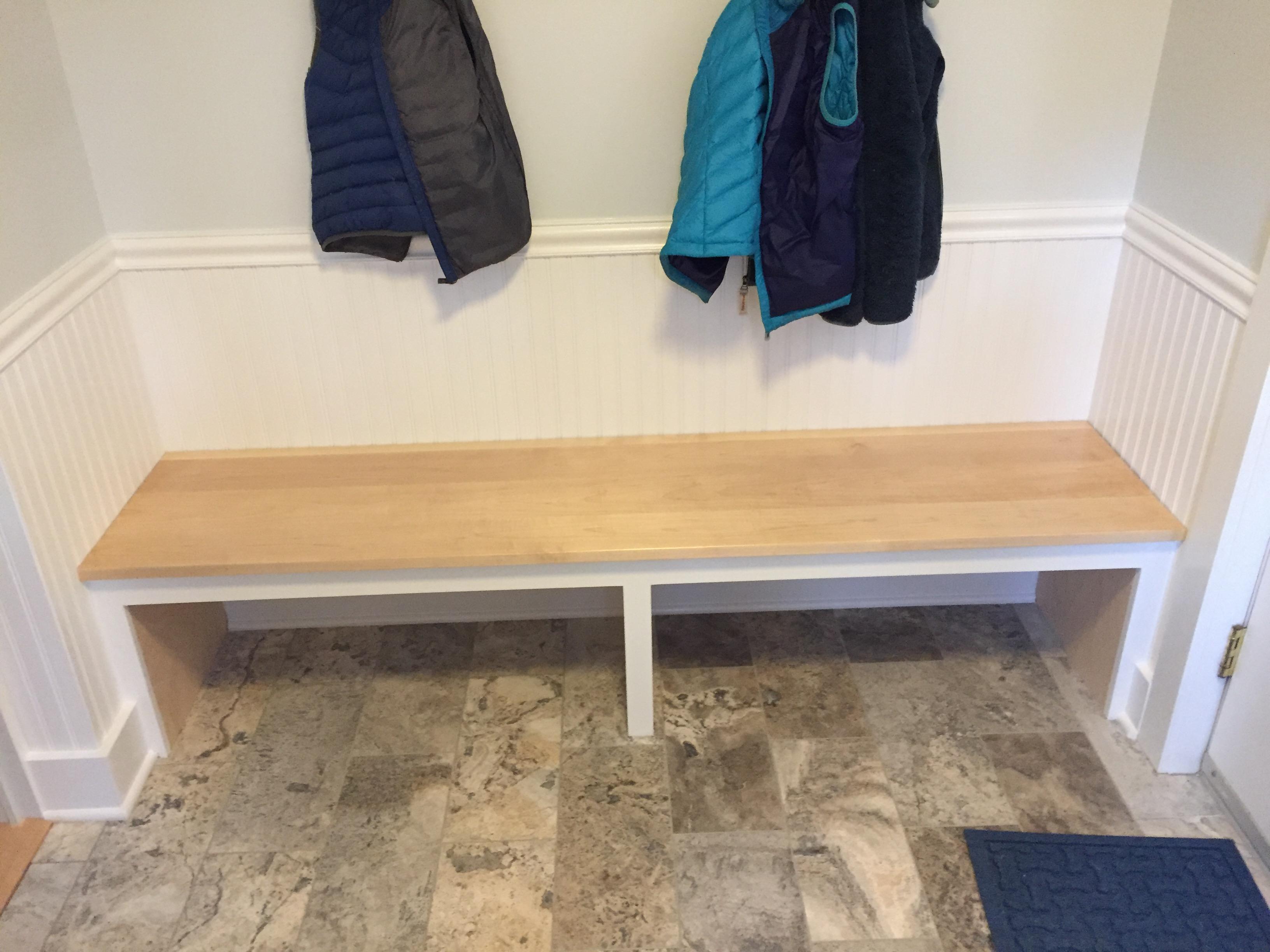 Mudroom Bench Seat