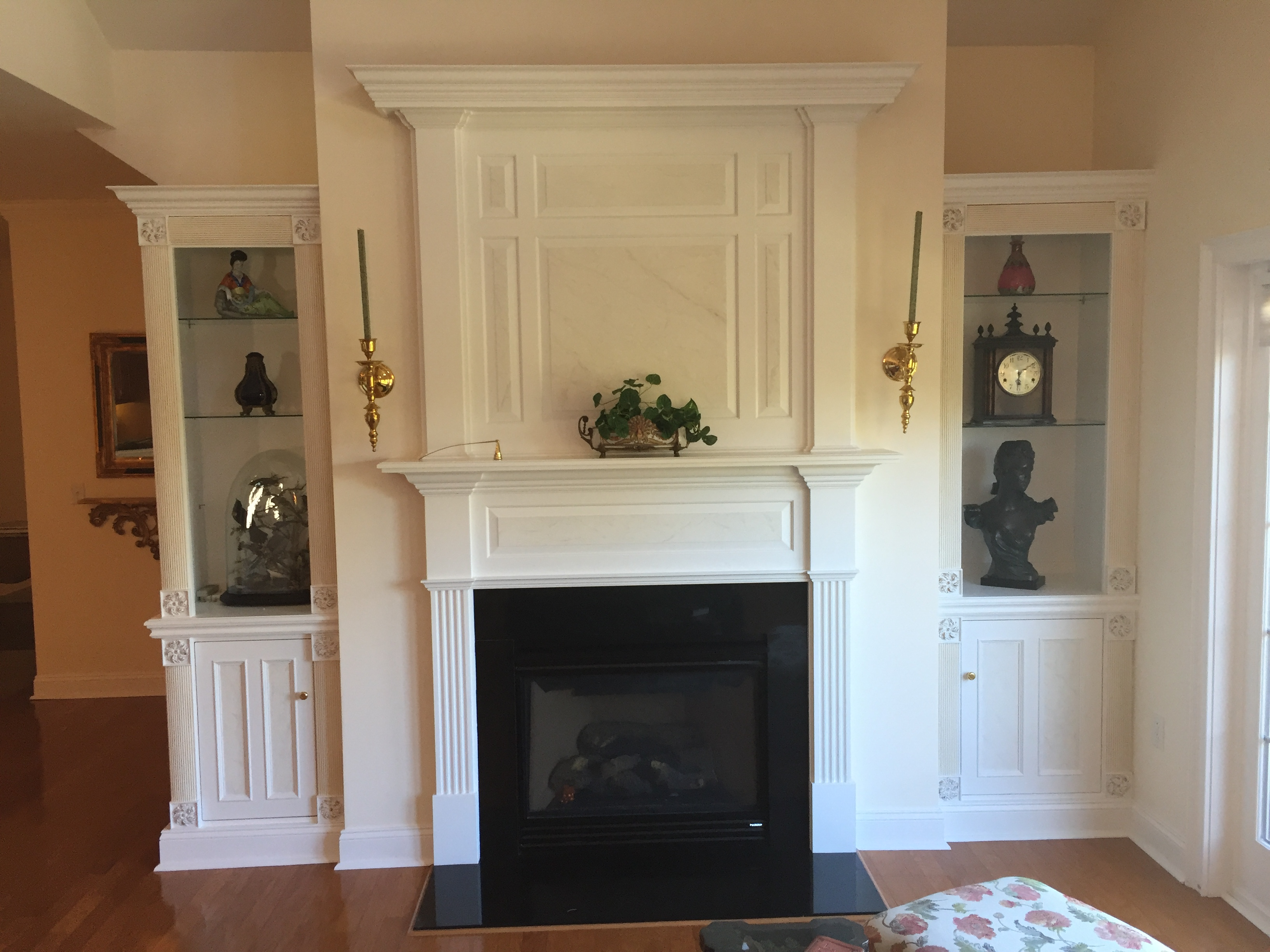 Living Room Cabinetry